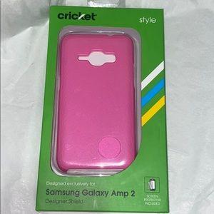 💜Samsung Galaxy Amp 2 Hard Phone case